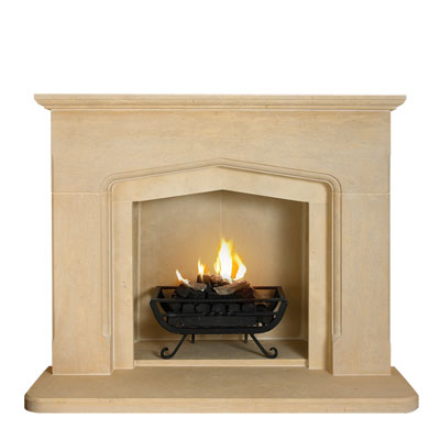 The Barnburgh by Warmsworth Stone Fireplaces, Doncaster