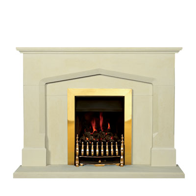 The Clayton by Warmsworth Stone Fireplaces, Doncaster