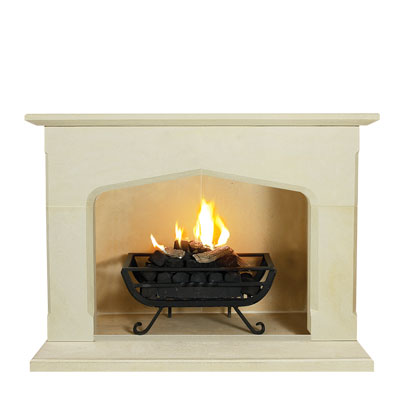 The Hickleton by Warmsworth Stone Fireplaces, Doncaster