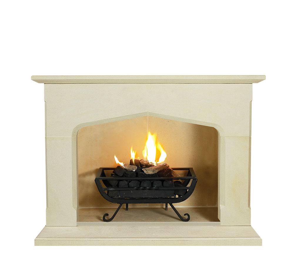 Warmsworth Stone Classic Real Stone Fireplaces Yorkshire Limestone